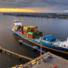 Į uostus investuoja ir ES šalys, ir Rusija