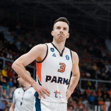 FIBA Europos lygos atkrintamosiose – A. Juškevičiaus benefisas