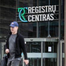 Registrų centro vykdomą e.sveikatos duomenų saugyklų pirkimą stabdo ginčai teismuose