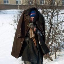 Uostamiestyje teko gelbėti sušalusius benamius: šaltis suginė į nakvynės namus