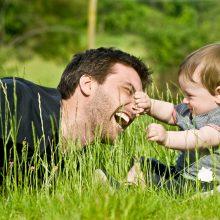 Kaip tapti pozityviu tėvu?