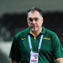 Pradėtos rinktinės trenerio paieškos: A. Sabonis jau kalbėjosi su K. Maksvyčiu