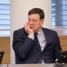 """Griūna """"tvarkiečių"""" frakcija: atšaukiamas V. Bukauskas"""
