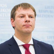V. Šapoka: ekonomikos augimas lėtėja, todėl turime naudoti valstybės išteklius
