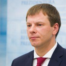 V. Šapoka: aš pasitikiu Lietuvos banku kaip institucija