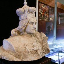 Seimo komisija prašys lėšų Vytauto Didžiojo paminklui Trakuose