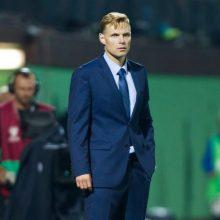 Lietuvos futbolo rinktinės treneris: laukia puikus jėgų pasitikrinimas