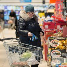 Prastesnės prognozės: Lietuvos bankas įvardino, ko galime tikėtis šiemet