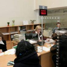 VMI dar laukia deklaracijų iš beveik 181,6 tūkst. savarankiškai dirbusių gyventojų