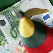 Lietuvos banko perspėjimas: šalyje artėja ekonominės negandos