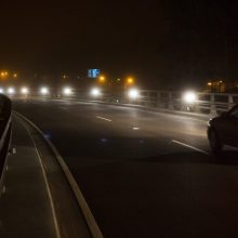 Praėjusi para keliuose: sužeista 12 žmonių