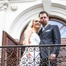 Teismą pasiekė R. Ščiogolevaitės prašymas nutraukti santuoką su R. Damijonaičiu