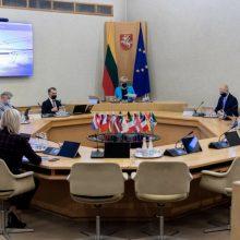 Vyriausybės komisija įvertino sinchronizacijos projektus: du iš jų bus baigti šiemet