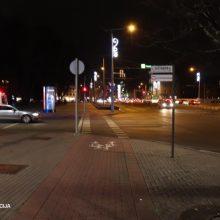 Praėjusią parą per eismo įvykius šalyje žuvo vienas žmogus, septyni – sužeisti
