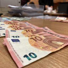 Du klaipėdiečiai bus teisiami dėl tyčinio bankroto ir per 190 tūkst. eurų iššvaistymo