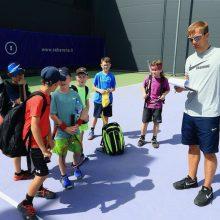 Lietuvos teniso sąjungos trenerių rengimo sistemai – tarptautinis pripažinimas