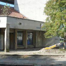 Kuo virs biblioteka Klaipėdos senamiestyje – mįslė