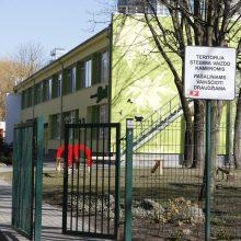 Dėl COVID-19 protrūkių Klaipėdoje laikinai uždaryti du darželiai