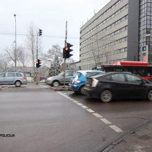 Praėjusią parą per eismo įvykius sužeista 11 žmonių: žuvo pėsčiasis