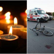 Tragiška avarija Panevėžyje: automobilis partrenkė ir mirtinai sužalojo dviratininką