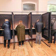 Sociologė įvertino rytinį piliečių aktyvumą: rinkimų startas yra geras