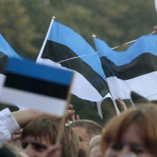 Estijos saugumo policija: Rusija ir toliau stengiasi naudotis šalies jaunimu