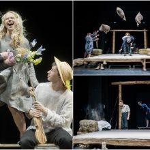 Vilniaus mažajame teatre – jaukus Naujųjų metų pasitikimas