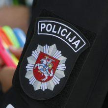 Kaune sulaikytas policijos tyrėjas įtariamas iš prostitucija besivertusių asmenų reikalavęs kyšio