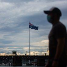 Sidnėjuje atšaukiamas 106 dienas galiojęs karantinas