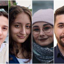 Studentai džiaugiasi gyvenimu Klaipėdoje net ir per karantiną