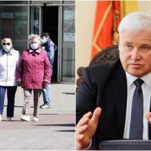 V. Grubliauskas: norime padėti dėl viruso nukentėjusiems gyventojams bei verslui