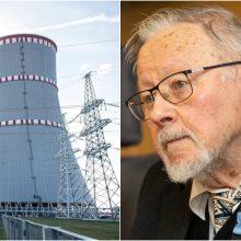 V. Landsbergis ragina priešintis: Lietuva dėl Astravo AE nuostolių patiria jau dabar
