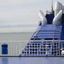 Problema – nykstantys jūrininkai