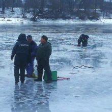 Klaipėdos pareigūnai tikrino, kaip karantino reikalavimų laikomasi ne tik krante, bet ir vandenyje