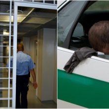 Vilniuje nesutramdomą girtą vairuotoją prokuratūra siekia įkalinti pusmečiui