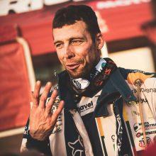 """A. Gelažninkas – Dakaro čempionas """"vienišių"""" įskaitoje"""