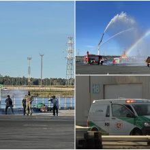 Sujudimas Klaipėdos uoste: į teritoriją sulėkė visos specialiosios tarnybos