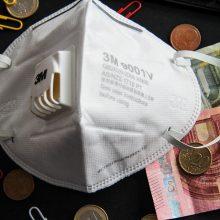 FNTT tiria galimą sukčiavimą gaunant 2 mln. eurų paramos nukentėjusiems nuo COVID-19