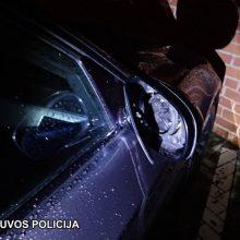 Prie savo BMW pamatęs ilgapirščius vilnietis nesnaudė: padėjo sulaikyti vieną įtariamąjį