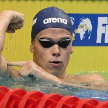 D. Rapšys išplėšė įspūdingą pergalę ir triumfavo Čempionų lygos etape