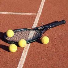 Tenisininkui – diskvalifikacija iki gyvos galvos ir 100 tūkst. bauda už sutartus mačus