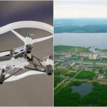 Įspėjimas gyventojams: naudoti dronus virš Ignalinos AE ir aplink ją – draudžiama
