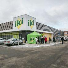 """Aktyvų lapkritį """"Iki"""" užbaigia naujos parduotuvės atidarymu Lentvaryje"""