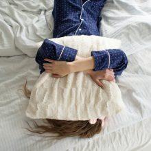 Miegas – kūno ir sveikatos gija