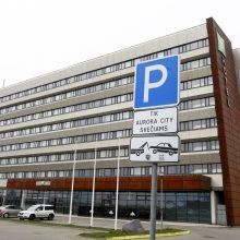 Antikorupcijos komisijoje – klausimai dėl politiko viešbučio Klaipėdoje