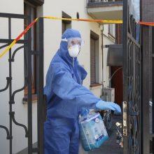 Koronavirusas Klaipėdoje kapituliuoja?