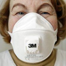 Valdininkų pirkiniai pandemijos metu kelia aistras: respiratoriai – aukso vertės?