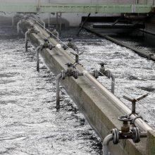 Klaipėdoje bus stambinamos vandentvarkos įmonės?