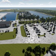 Valstybė Šventosios uostui skirs pinigų
