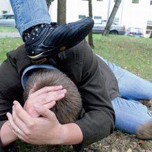 Incidentas Klaipėdoje: trys jaunuoliai sumušė ir apiplėšė ukrainietį
